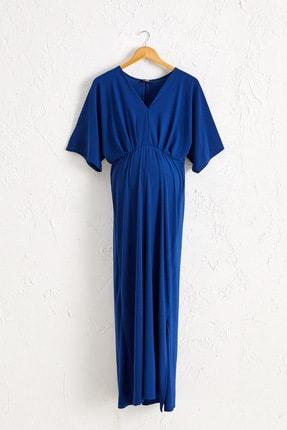 LC Waikiki Kadın  Sax Mavi  Elbise 0Sad54Z8