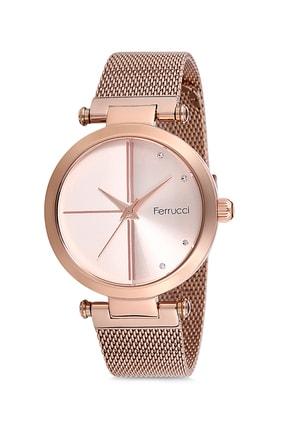 Ferrucci Fc 11684h.03 Kadın Kol Saati