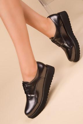 SOHO Platin Kadın Casual Ayakkabı 15261