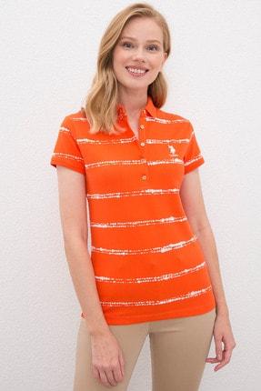 U.S. Polo Assn. Kadın T-Shirt G082GL011.000.964107