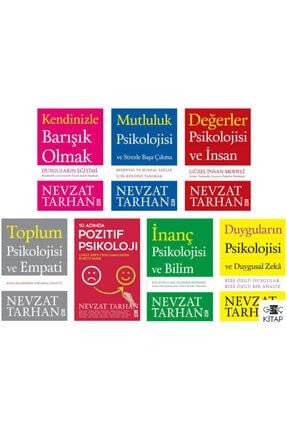 Timaş Yayınları Nevzat Tarhan 7 Kitap Psikoloji Seti