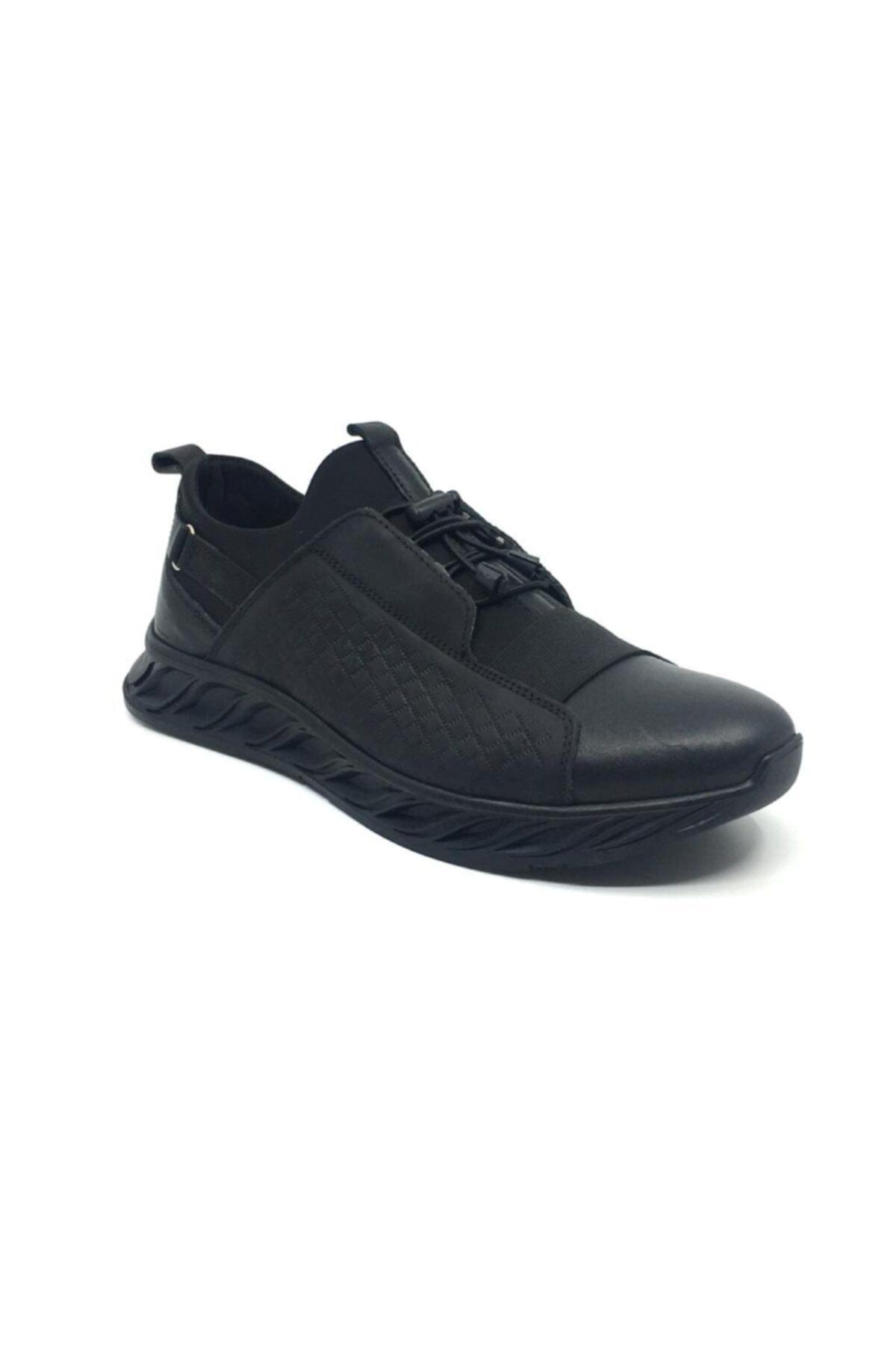 Taşpınar Erkek Siyah Kışlık Ayakkabı 1