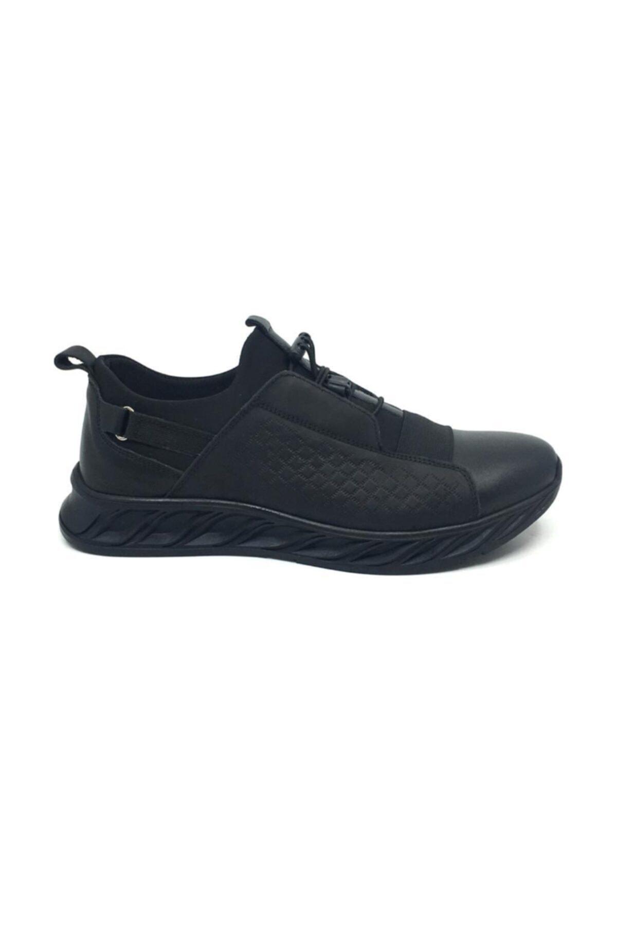 Taşpınar Erkek Siyah Kışlık Ayakkabı 2