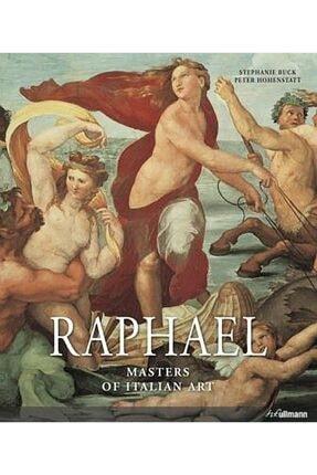 H.F.Ullmann Masters Of Italian Art: Raphael (ingilizce) Ciltli Kapak