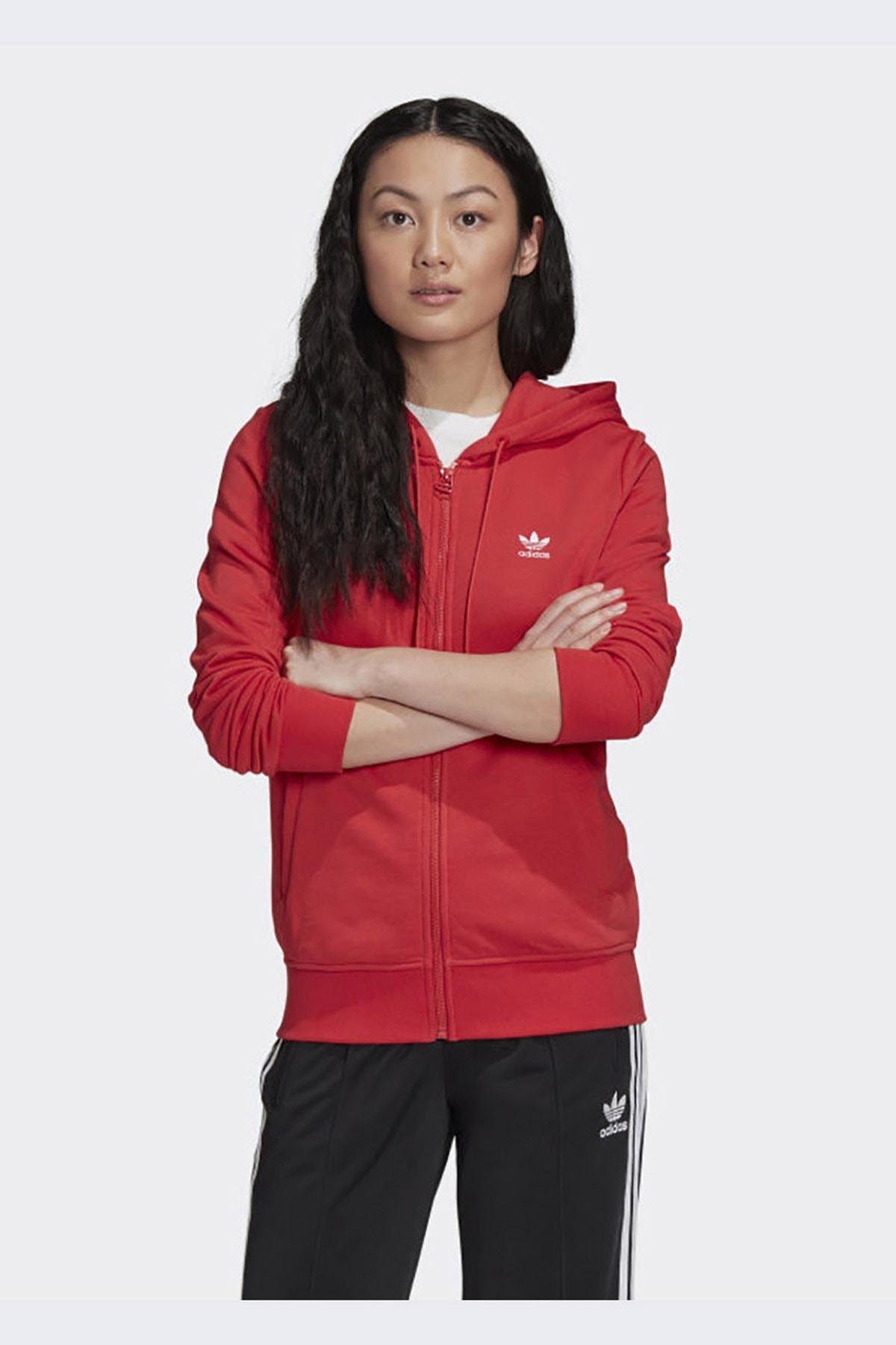 adidas Kadın Günlük Giyim Eşofman Üstü Track Top Gd4340 1