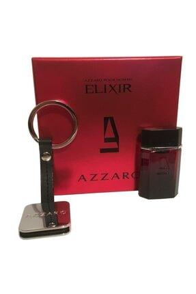 Azzaro Poor Homme Elixir Edt 7 Ml + Anahtarlık Erkek Parfüm Seti