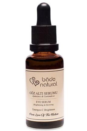 Bade Natural Göz Altı Aydınlatıcı ve Canlandırıcı Serum 30 ml