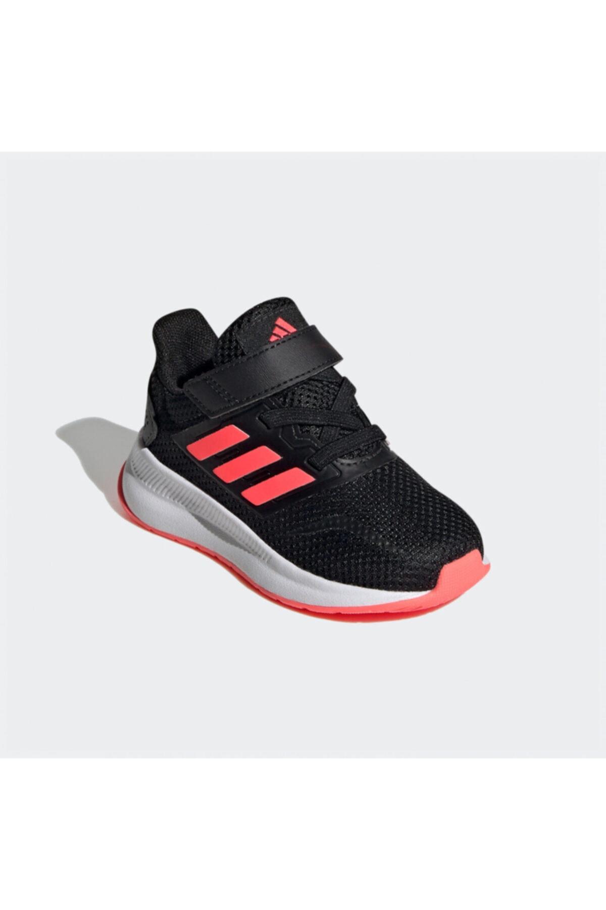 adidas Kız Bebek Siyah Runfalcon I Spor Ayakkabı 1