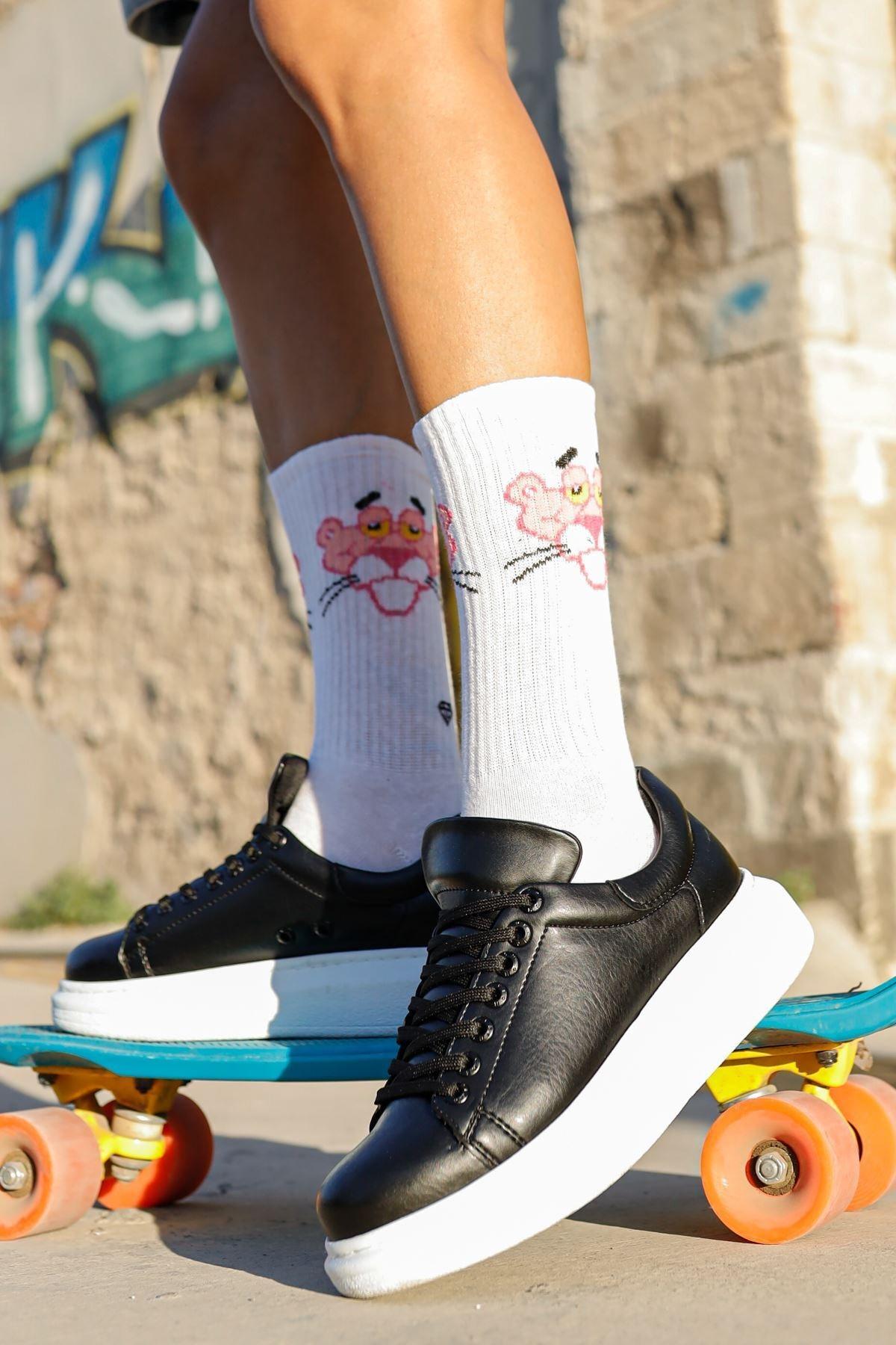 Chekich Ch257 Bt Kadın Ayakkabı Siyah 1