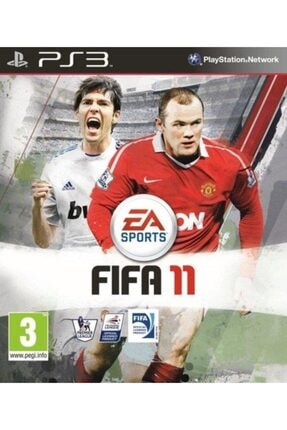 EA Sports Ps3 Fifa 11 Oyun