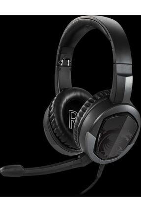 MSI Gg Immerse Gh30 V2 Gamıng Headset Hafıf Katlanabılır 2x40 Mm Surucu Kablo Kumandalı Kulaklık