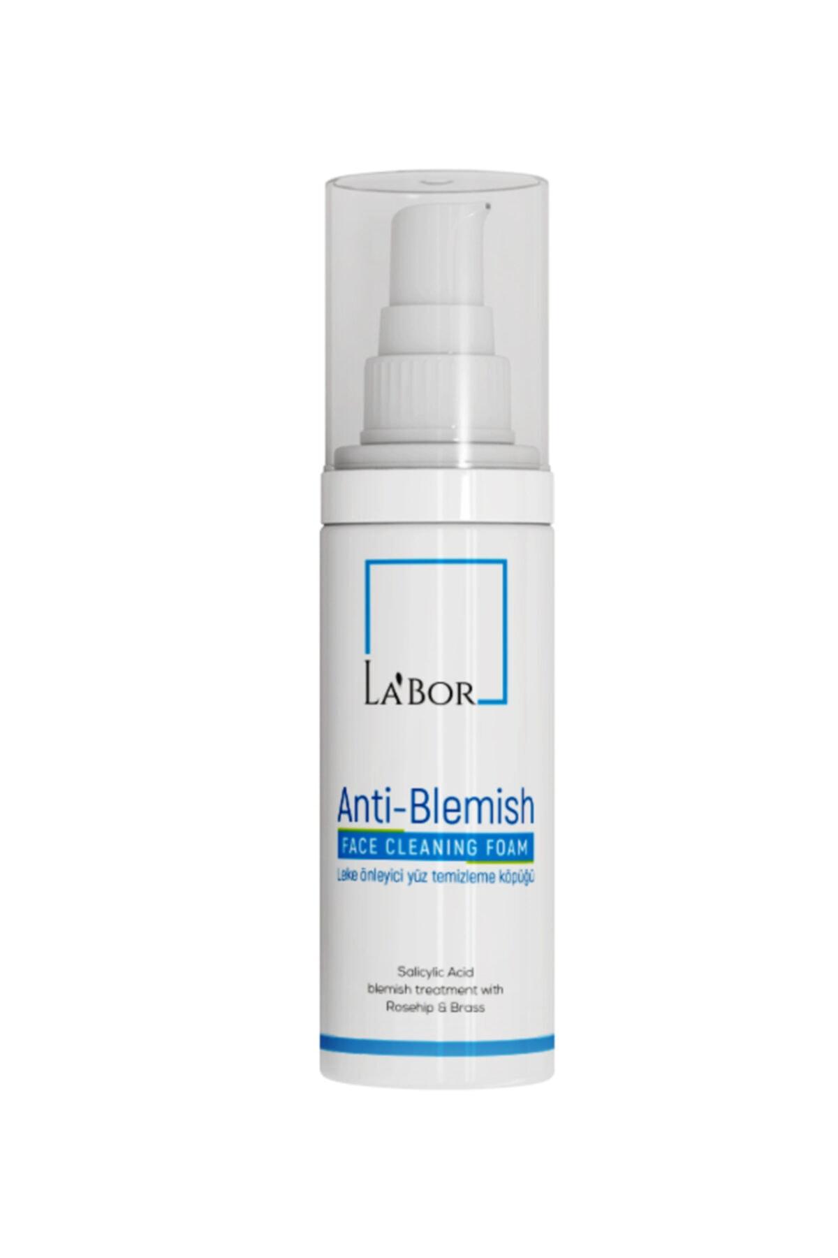 LABOR Anti-blemish Yüz Temizleme Köpüğü 150 ml 1