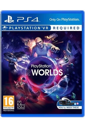 Sony Playstation Vr Worlds Ps4 Oyun