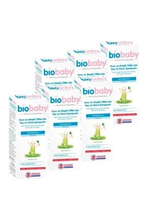 Biobaby Atopik Ciltler Için Bakım Balmı Ve Şampuan 300 ml X 6 Adet