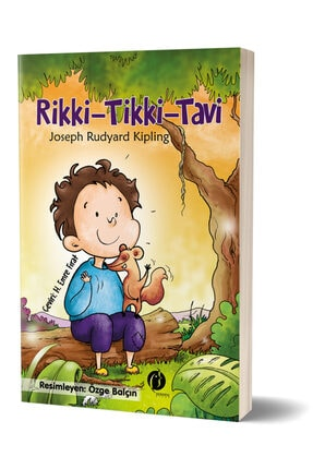 Herdem Kitap Rikki - Tikki - Tavi -