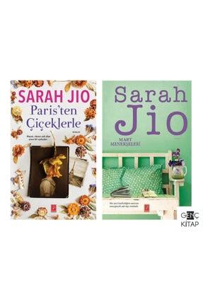 Pena Yayınları Sarah Jıo 2 Kitap Set 2 Paris'ten Çiçeklerle-mart Menekşeleri