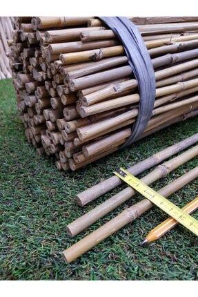 Ekodoğa Bambu Çubuk 15 Adet  Bambu Çubuğu Bambu Çubukları Bitki Destek Çubuğu