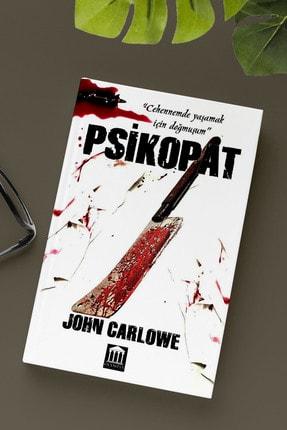 Olympia Yayınları Psikopat - John Carlowe