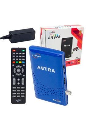 Brs Korax Hitech Astra Tkgsli Full Hd Ip Tv Uydu Alıcısı (2 Yıl Iks Hediye*youtube*wifi)