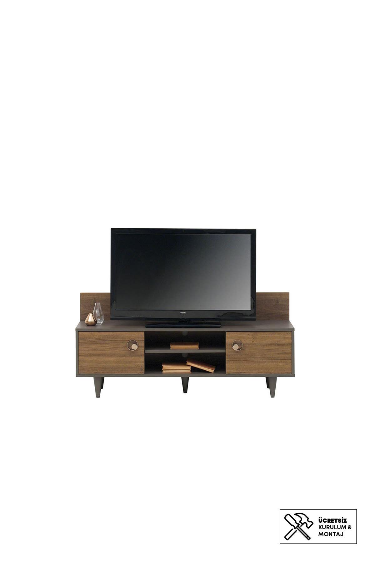 Enza Home Rosa Tv Sehpası (68X150X45 Cm)