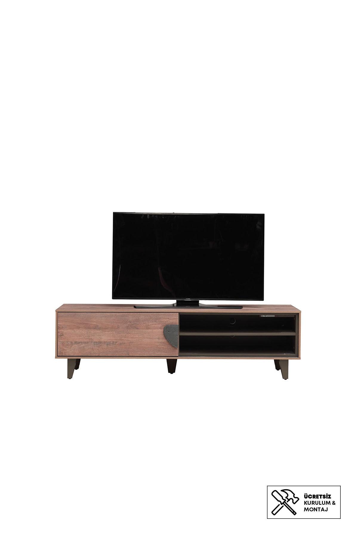 Enza Home Orlando Tv Sehpası (48X168X50 Cm)