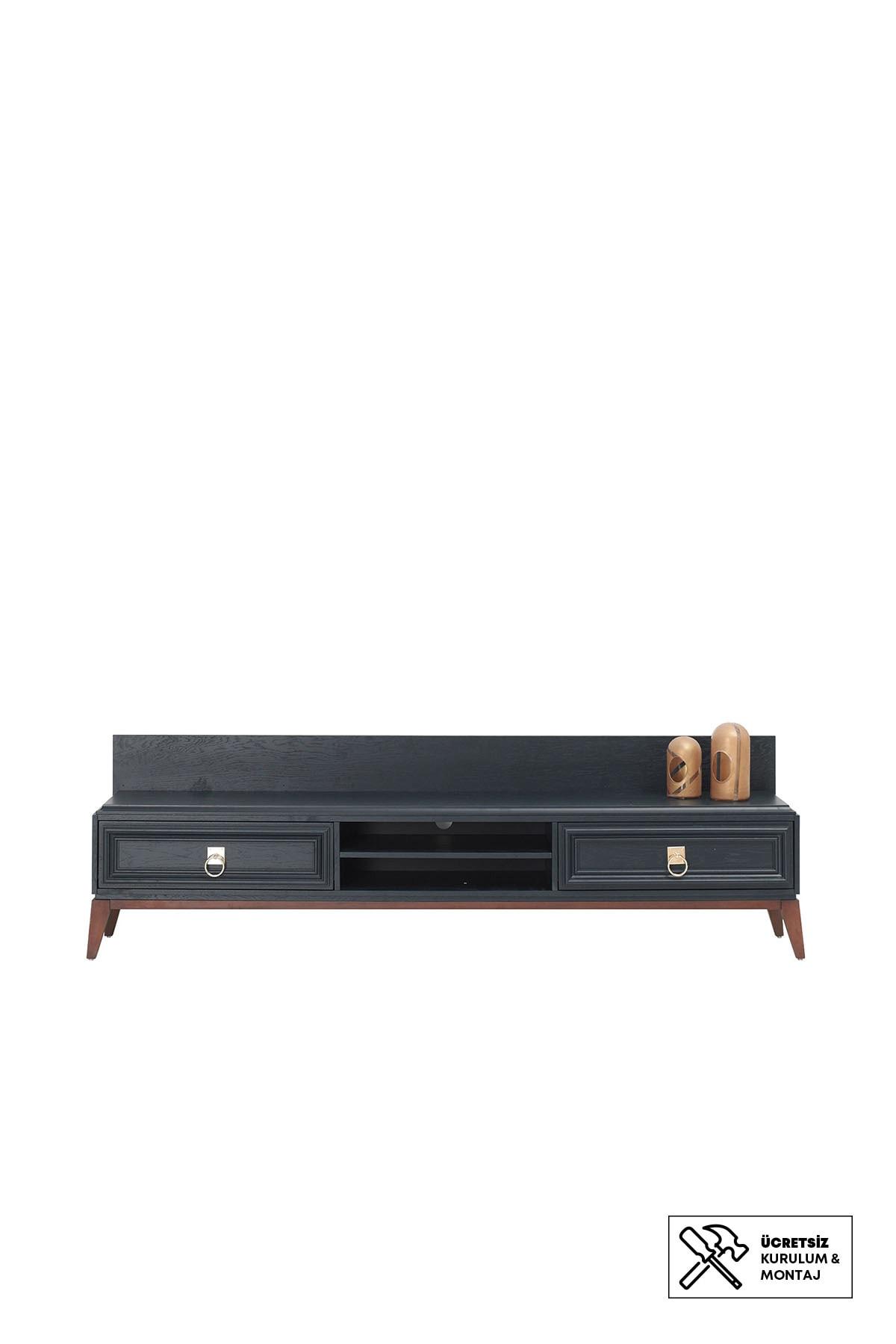 Enza Home Elegante Tv Sehpası (73X240X47 Cm)