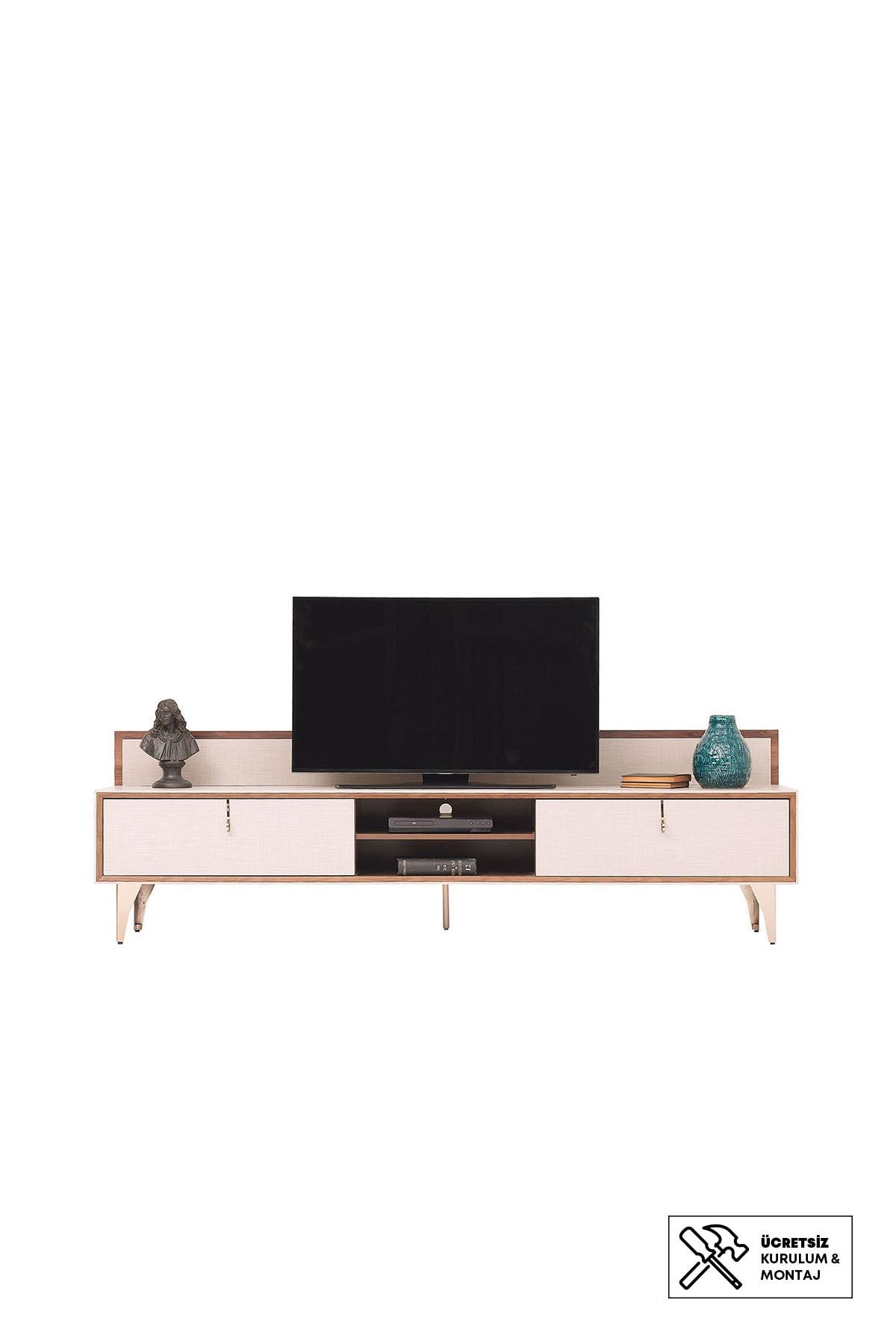 Enza Home Netha Tv Sehpası (73X240X50 Cm)