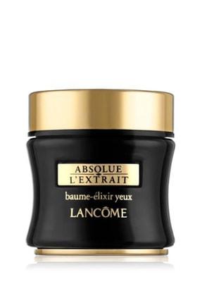 Lancome Absolue L'Extrait Yeux Üstün Göz Çevresi Bakım Kremi 15 ml 3605533065785
