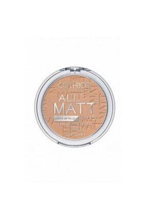 Catrice Tümü Matt Plus Mat Bronzer Pudra 030
