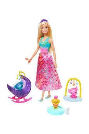 Barbie Dreamtopia Çay Partisi Oyun Seti Gjk49-gjk51