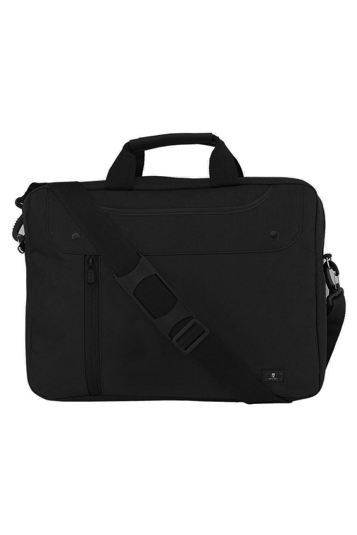 Beutel Unisex Siyah Evrak Notebook Laptop Çantası Nls500 15.6 1
