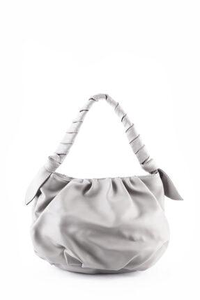 Dahlia Kadın Gri Çanta