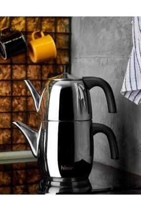 Hisar Tealove 40643 Sade Çaydanlık Takımı