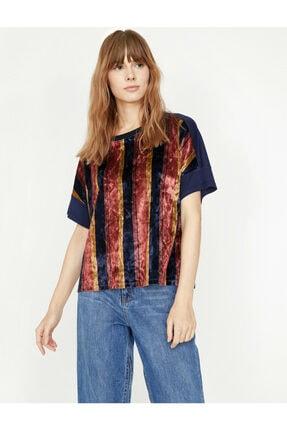 Koton Kadife T-shirt