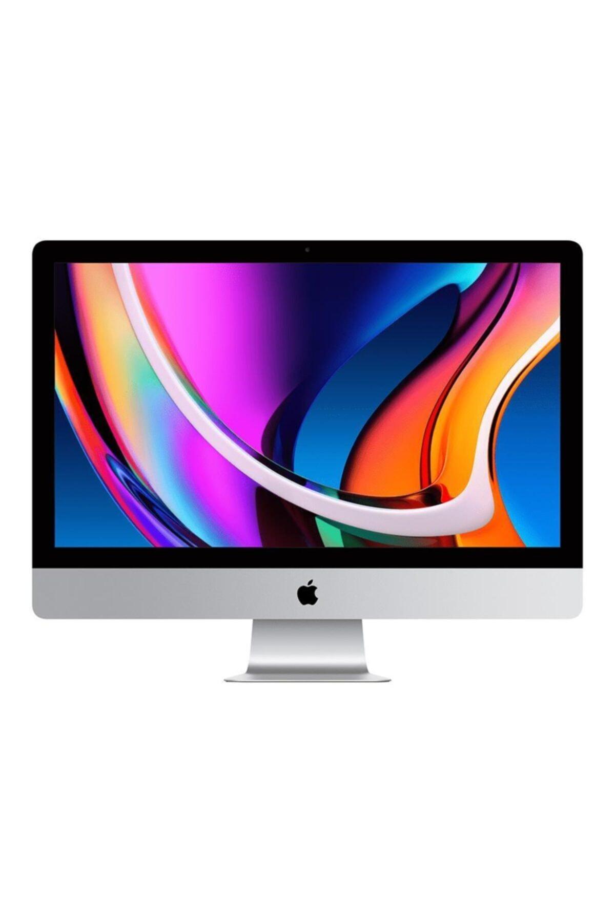"""Apple Imac 2020 Mxwt2tu/a 3.1 Ghz 6c 10gn I5 4.5tboost 8gb 256gb Ssd 4gb R-pro 5300 27"""" Retina 5k 1"""
