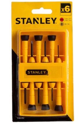 Stanley 0-66-052 6 Parça Saatçi Tornavida Seti Saatci Set