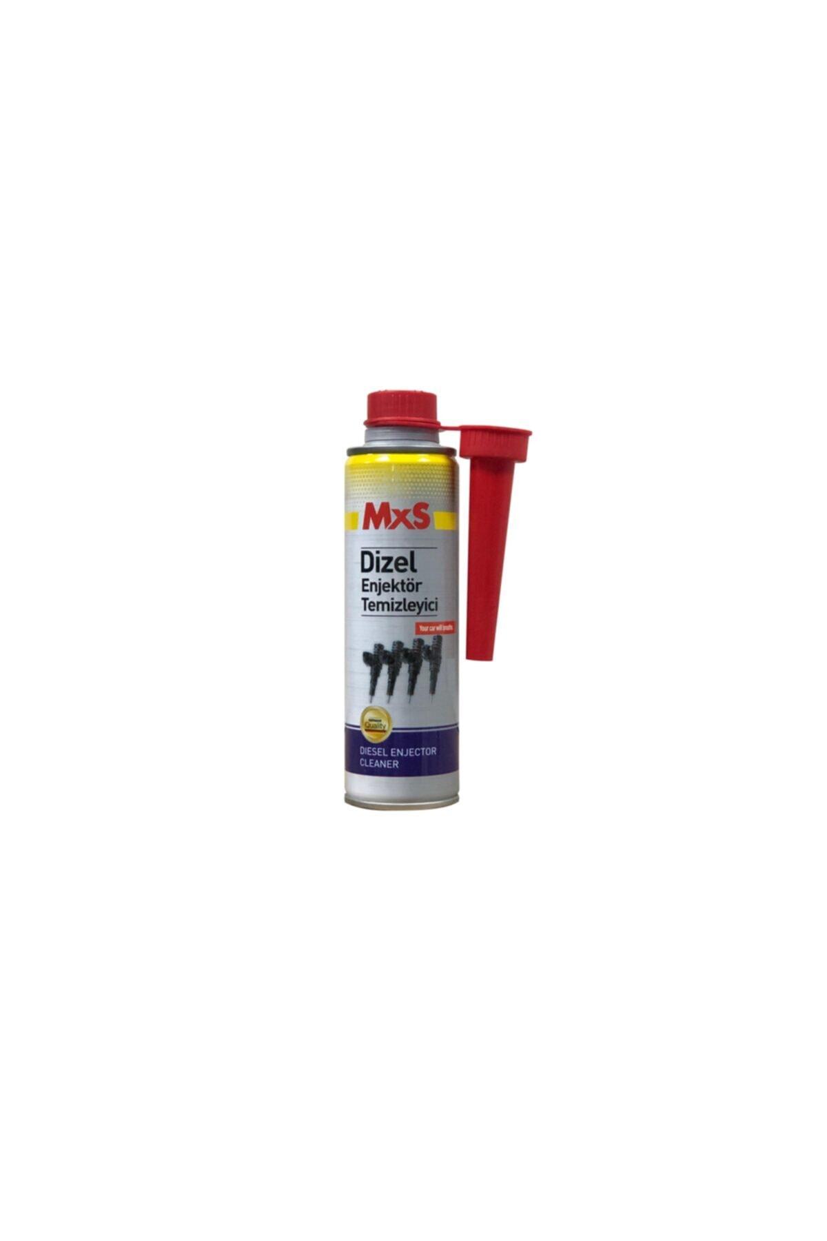 MxS Dizel Enjektör Ve Pompa Temizleyici 300 Ml 1