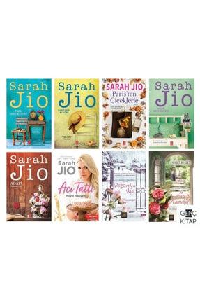 Pena Yayınları Sarah Jıo 8 Kitap Set Pena Arkadya Agapi-sahildeki Kulübe-böğürtlen Kışı-yeşil Deniz Kabuğu