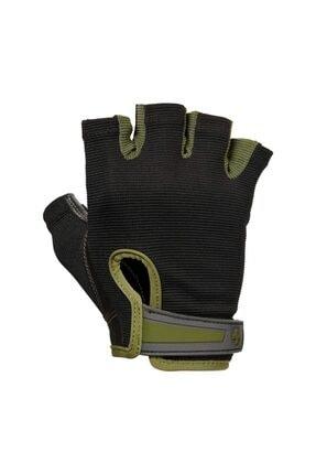HARBINGER Power Gloves - L Erkek Fitness Eldiveni Green