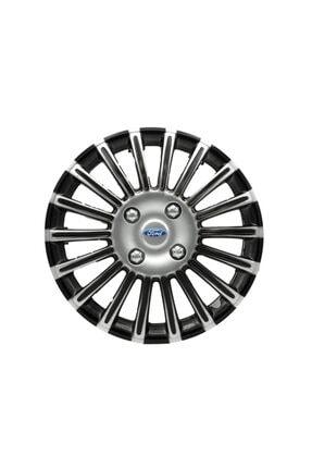 Ford Jantest 14 Inc Kırılmaz Esnek 4 Adet Jant Kapağı
