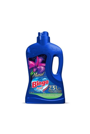 Bingo Fresh Yüzey Temizleyici Masal 2,5 L