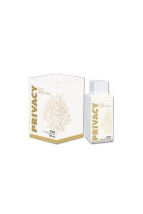 Privacy Gold Sensation Edt 100 ml Kadın Parfüm 8690586015950