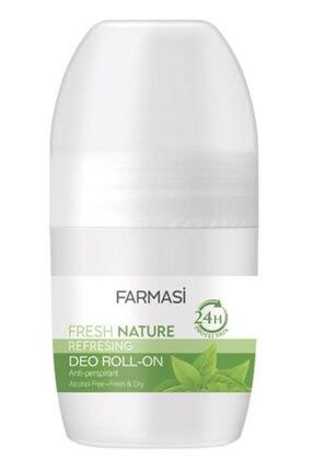 Farmasi Fresh Nature Refreshing Kadın Rollon 50ml.