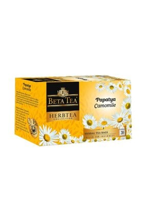 Beta Tea Papatya Çayı 20x1,5 Gr - Beta Herbtea Collection