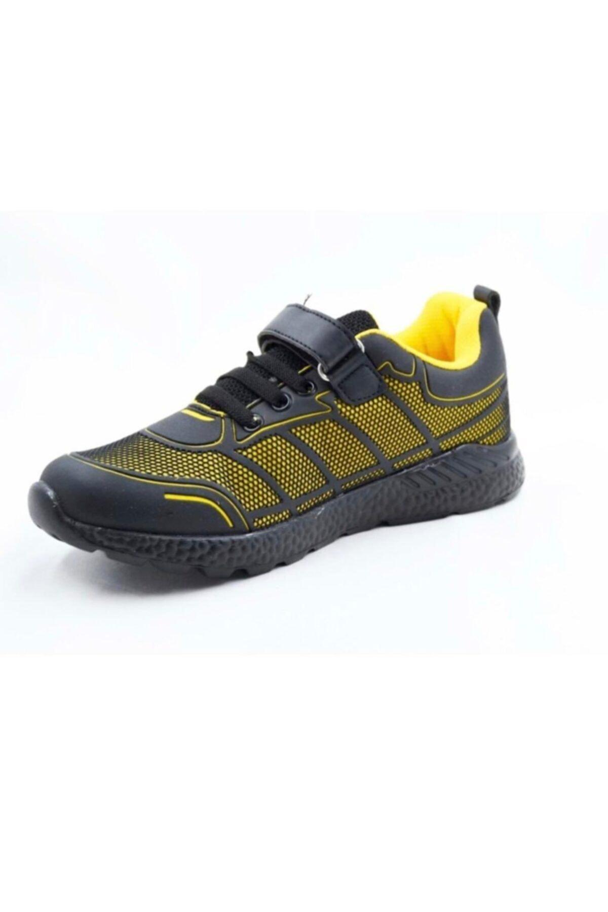 Vicco Unisex Siyah Yürüyüş Ayakkabısı 1
