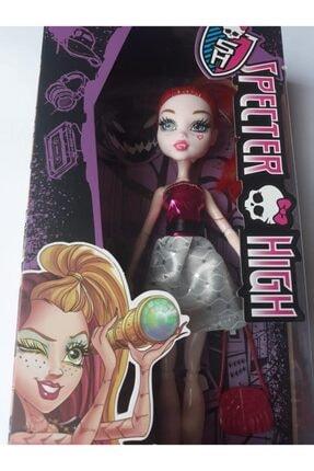 MONSTER HIGH Monster Girl 29cm Çantalı Zombie Et Bebek Sonsuz Hareket Eklemli