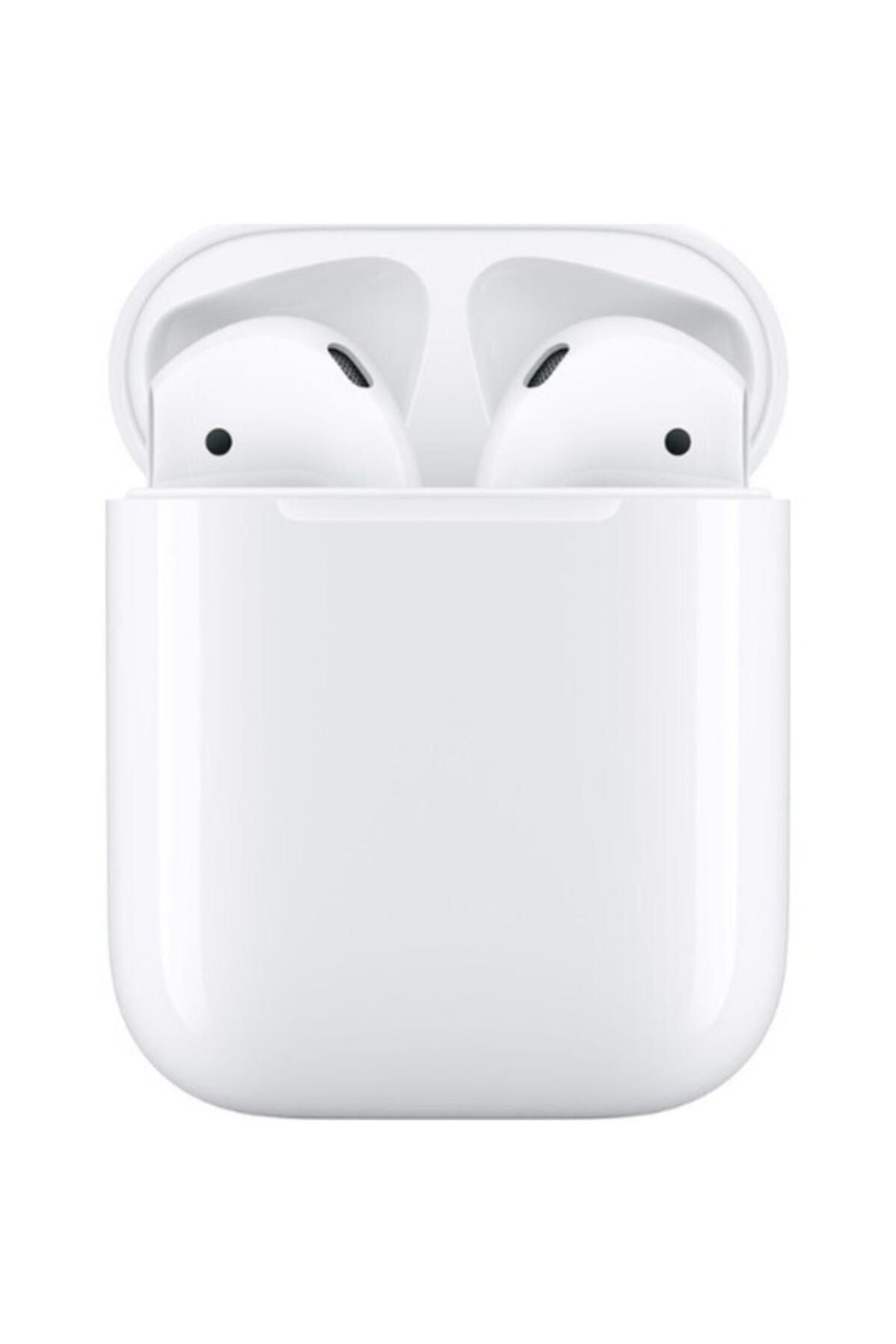 Apple Airpods 2. Nesil Bluetooth Kulaklık Mv7n2tu/a ( Apple Türkiye Garantili) 1