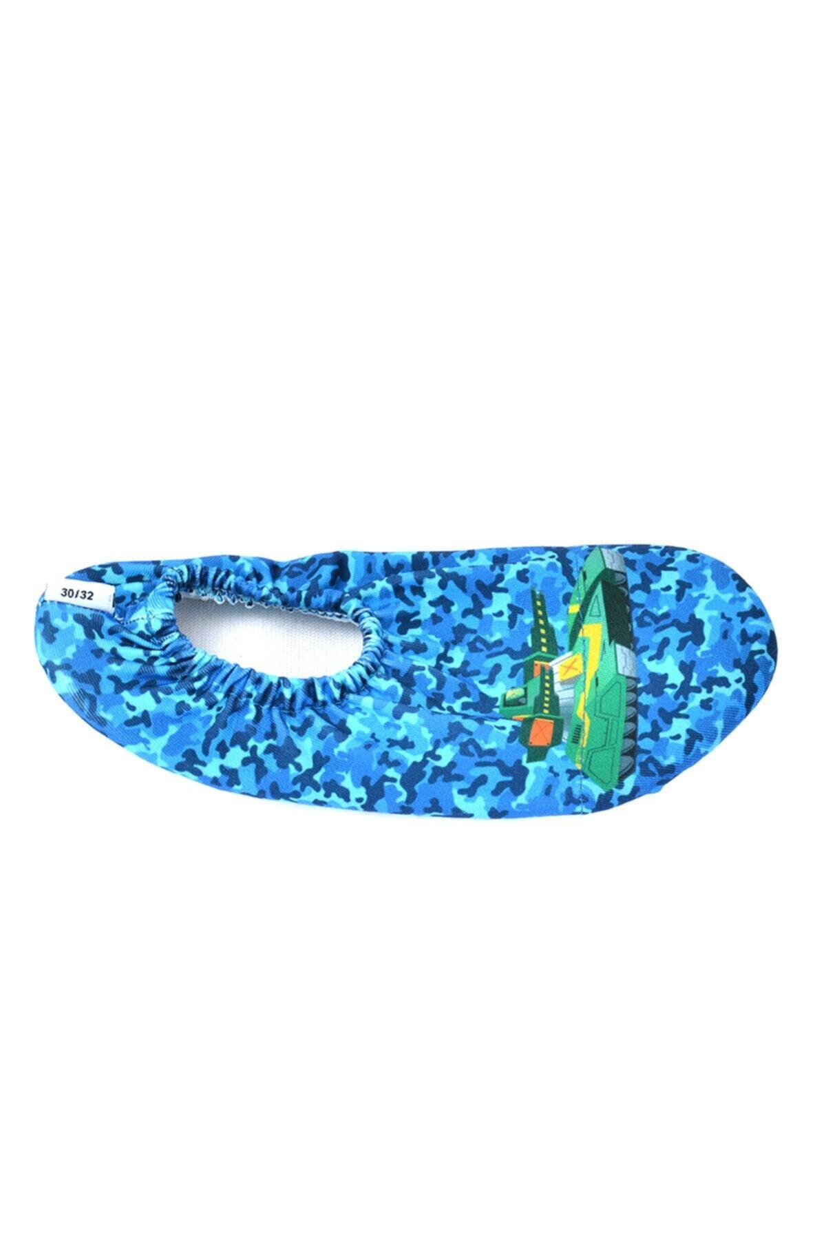 IGOR Erkek Çocuk Lacivert Aqua Havuz Deniz Ayakkabısı  Naq4011 1