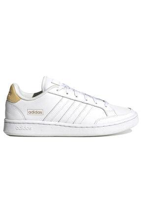 adidas Grand Court Se Kadın Beyaz Tenis Ayakkabısı Fw3301