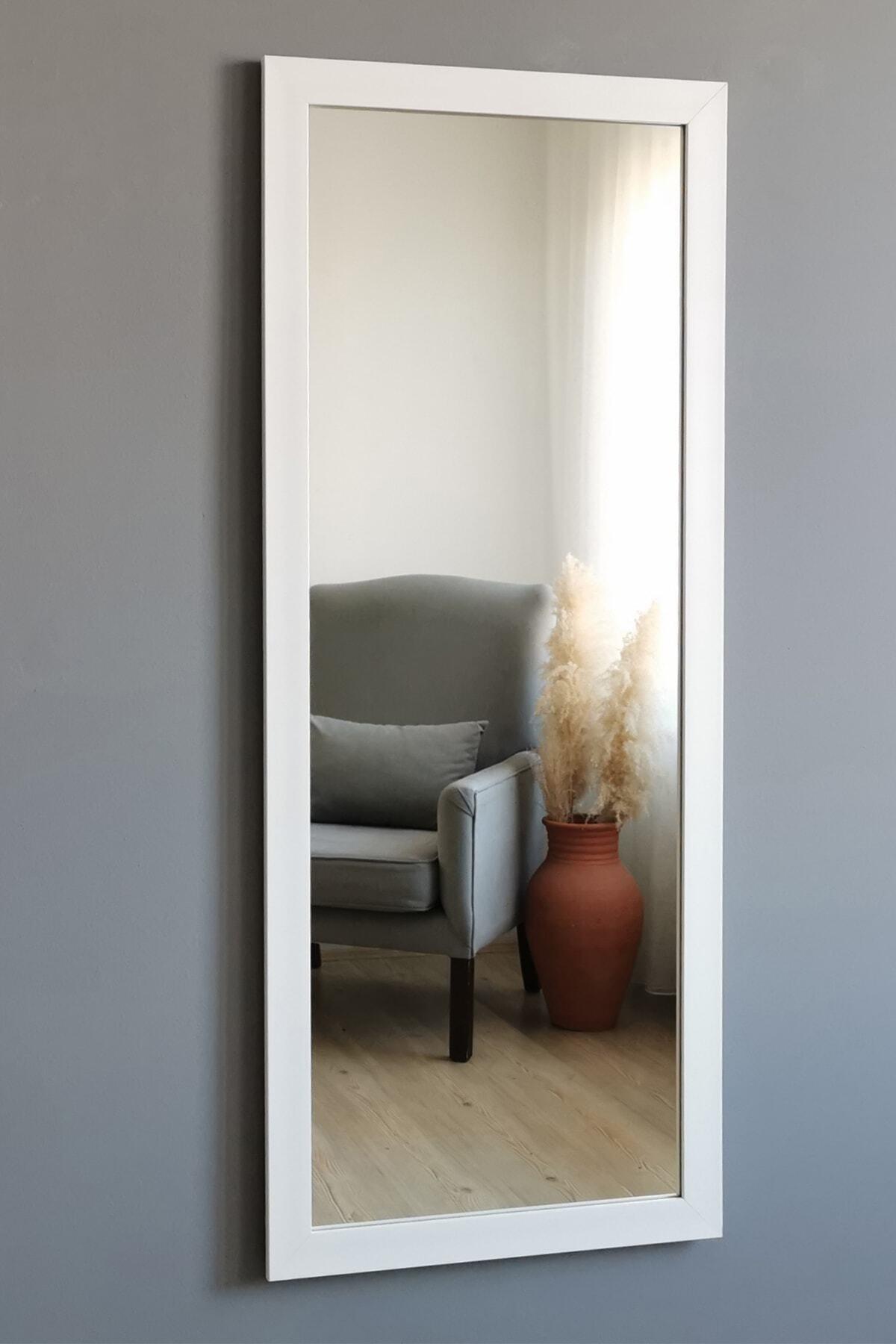 NEOstill 45x110 Cm Dekoratif Duvar Salon Ofis Boy Ayna A206 2